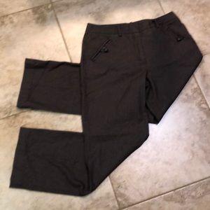 Women's Cato Brown Denim pants size 10